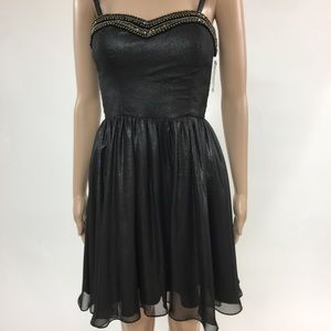 Guess Los Angeles Size 4 Beaded Dress